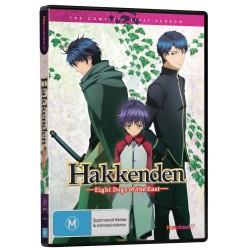 Hakkenden Season 1 DVD