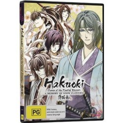 Hakuoki A Memory of the Snow...