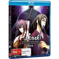 Hakuoki Dawn of the Shinsengumi...