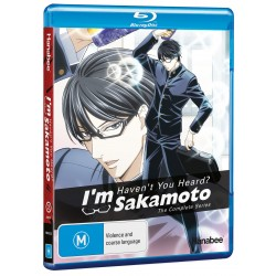 Havent You Heard? I'm Sakamoto...