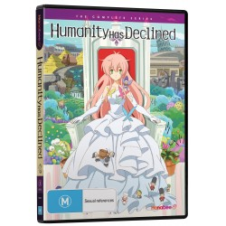 Humanity has Declined DVD