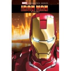 Iron Man Marvel Anime Complete...