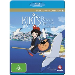 Kikis Delivery Service Blu-ray