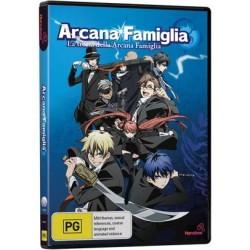 La Storia Della Arcana Famiglia DVD