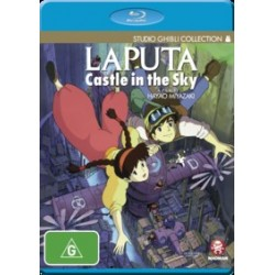 Laputa Castle in the Sky Blu-ray