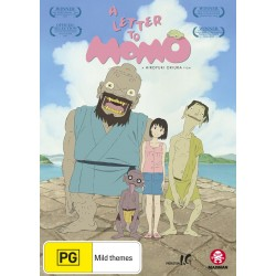 Letter to Momo DVD