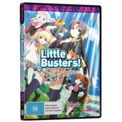 Little Busters Refrain DVD...