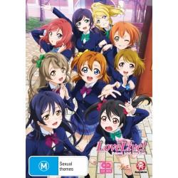 LoveLive Season 1 DVD Collectors...