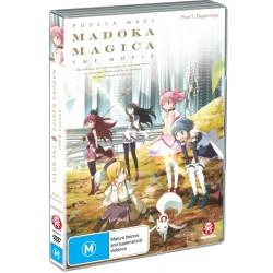 Madoka Magica the Movie Part 1...