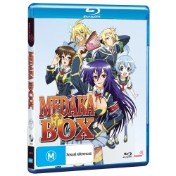 Medaka Box Season 1 Blu-ray