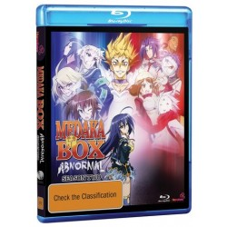 Medaka Box Season 2 Blu-ray