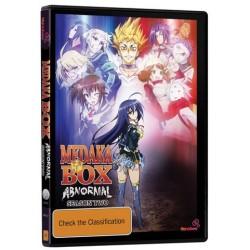 Medaka Box Season 2 DVD