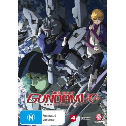 Mobile Suit Gundam Unicorn V04