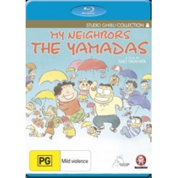 My Neighbors the Yamadas Blu-ray