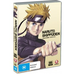 Naruto Shippuden Collection 01...