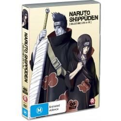 Naruto Shippuden Collection 02...