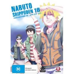 Naruto Shippuden Collection 18...