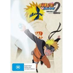 Naruto Shippuden Hokage Box 2 DVD...