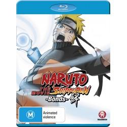 Naruto Shippuden Movie 2 Bonds...