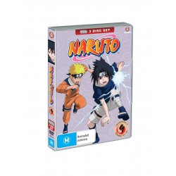 Naruto Uncut Collection 09 Eps...
