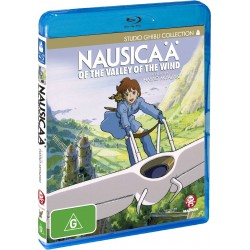 Nausicaa of the Valley of the...