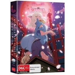 Nekomonogatari White DVD/Blu-ray...