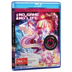 No Game No Life Blu-ray Collection