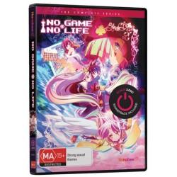 No Game No Life DVD Collection...