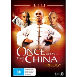 Once Upon A Time In China Trilogy...