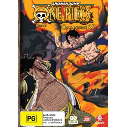 One Piece Collection 27 DVD Eps...