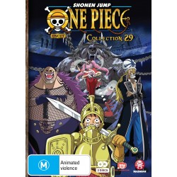 One Piece Collection 29 DVD Eps...