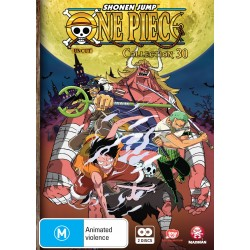 One Piece Collection 30 Eps 361-372
