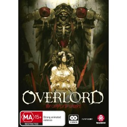 Overlord DVD Complete Series