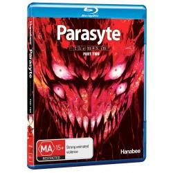 Parasyte the Maxim Part 2 Blu-ray