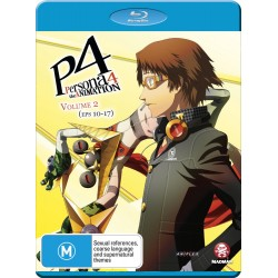 Persona 4 The Animation Blu-ray...