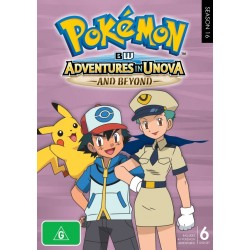 Pokemon Season 16 BW Adventures...