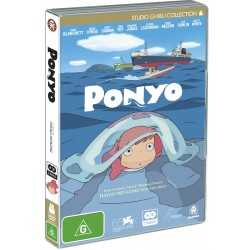 Ponyo Special Edition 2 Disc DVD