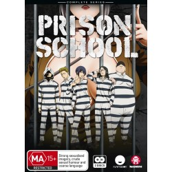 Prison School DVD Complete Series