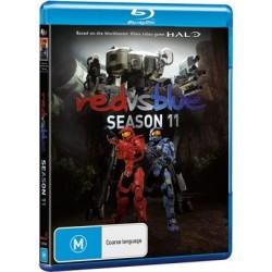 Red vs Blue Season 11 Blu-ray