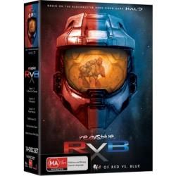 Red vs Blue Seasons 1-10 DVD Box Set
