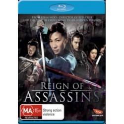 Reign of Assassins Blu-Ray