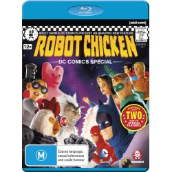 Robot Chicken DC Comics Special...