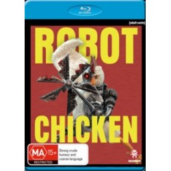 Robot Chicken Season 5 Blu-ray