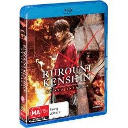 Rurouni Kenshin Movie 2 Blu-ray...