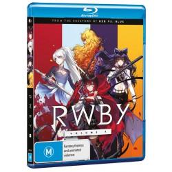 RWBY Season 4 Blu-ray