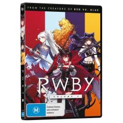 RWBY Season 4 DVD