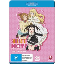 Soul Eater Not! Blu-ray Collection