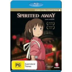 Spirited Away Blu-ray