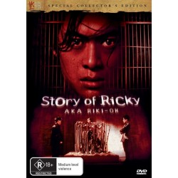 Story Of Ricky aka Riki-Oh...