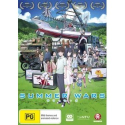 Summer Wars 2-Disc Special Edition